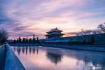 北京紫禁城角樓