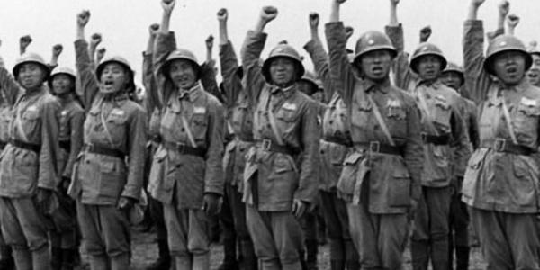 学弟与学长大战10天!学长胡琏大败后说:难道黄埔有两套兵法?