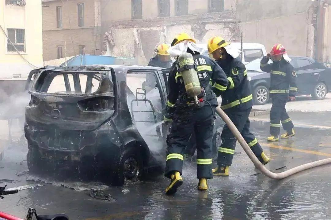 """高压电机反事故措施_汽车头条 - 五分钟内不起火、不爆炸,这三条电动车""""强制要求 ..."""