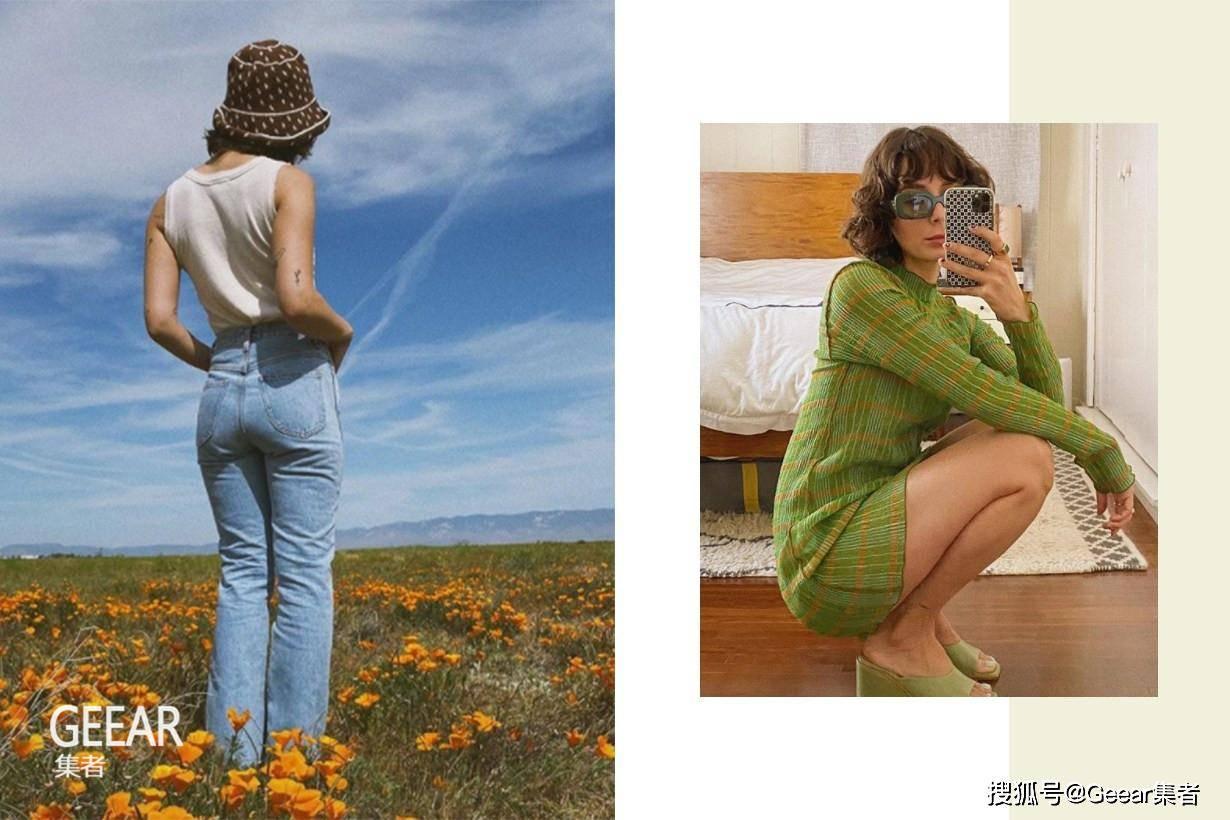翻遍时尚博主的Ins,本月最高人气的4种时尚搭配色!