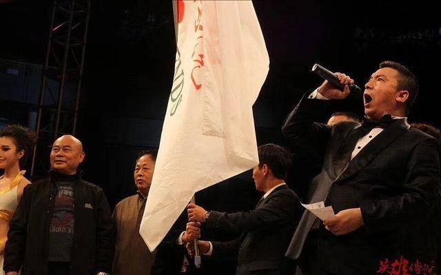 中国搏击冠军炮轰散打主席:你经常搬弄是非,