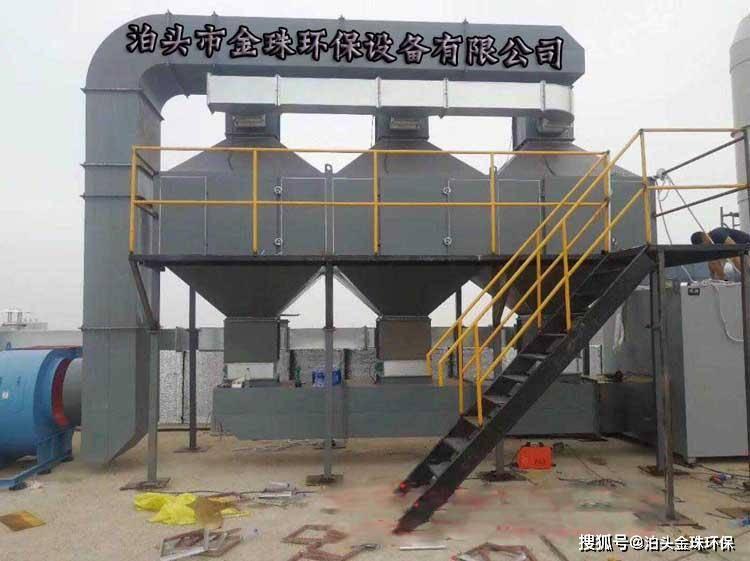 沧州催化燃烧环保设备