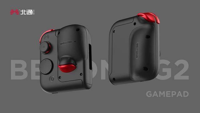 年度数码产品北通G2手游手柄曝光,创新使用右背键和组合玩法