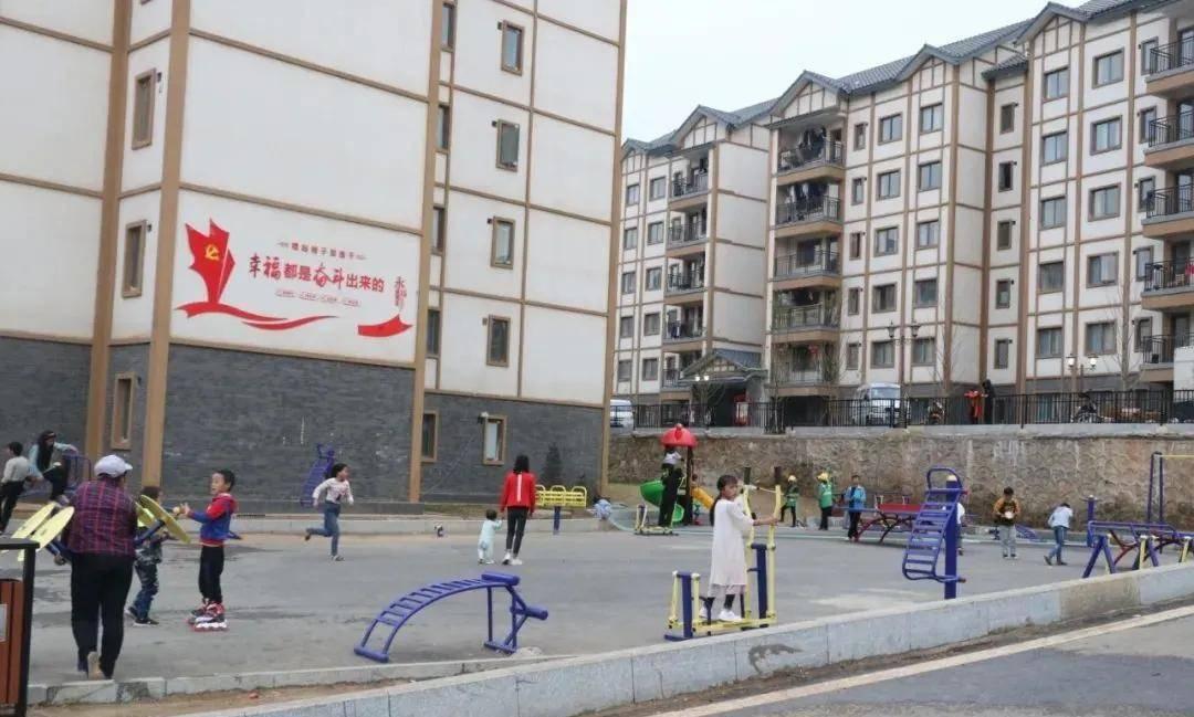 威宁县五里岗街道完善文体设施建设丰富群众文化生活