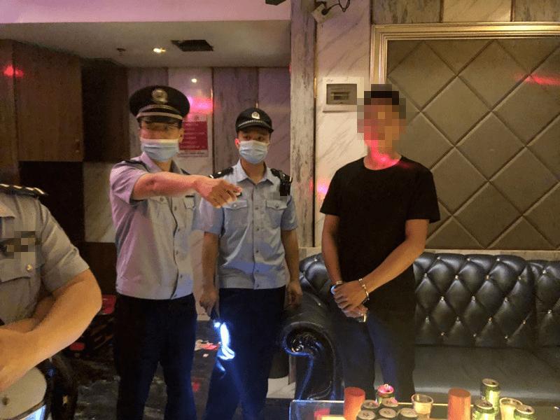 """醒鸡!阳江某娱乐场所发现""""可疑""""饮料..."""
