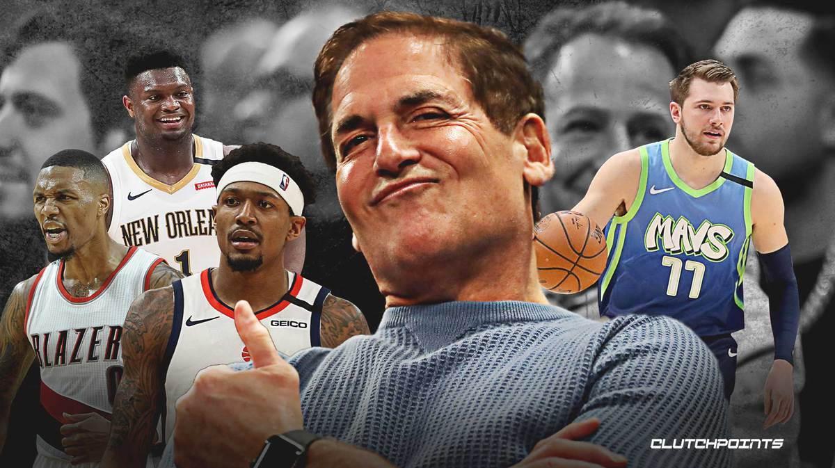 库班反对NBA效仿世界杯 30球队都必须参加复赛