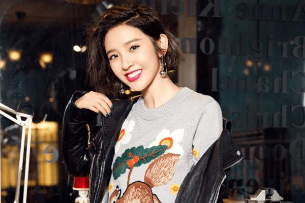 女星短发造型:唐艺昕甜美,杨颖像是换脸,最失败的是唐嫣
