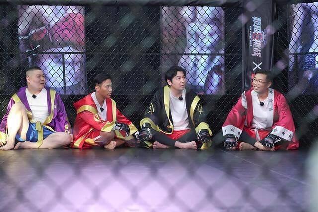 倡导健康生活《极限挑战》成员爆笑对战UFC选手