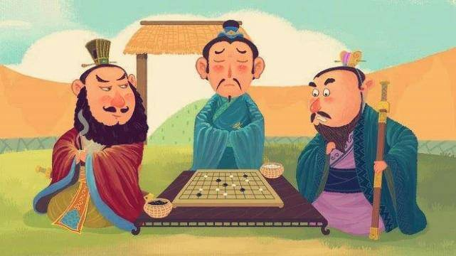 """论古代王朝""""正统"""",皇帝加持最后底牌,屡试不爽的甩锅侠"""