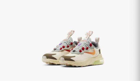 原创 势必一双难求,潮粉望穿秋水的Nike联乘今日开卖,地球第一潮童已穿了半个月
