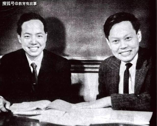 杨振宁评价李政道的这句话,看似非常普通,却很有玄机