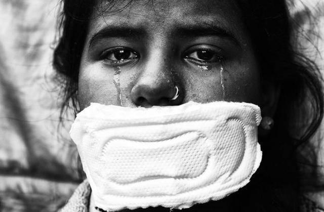 印度只有三分之一女性用卫生巾!经期不准进厨房