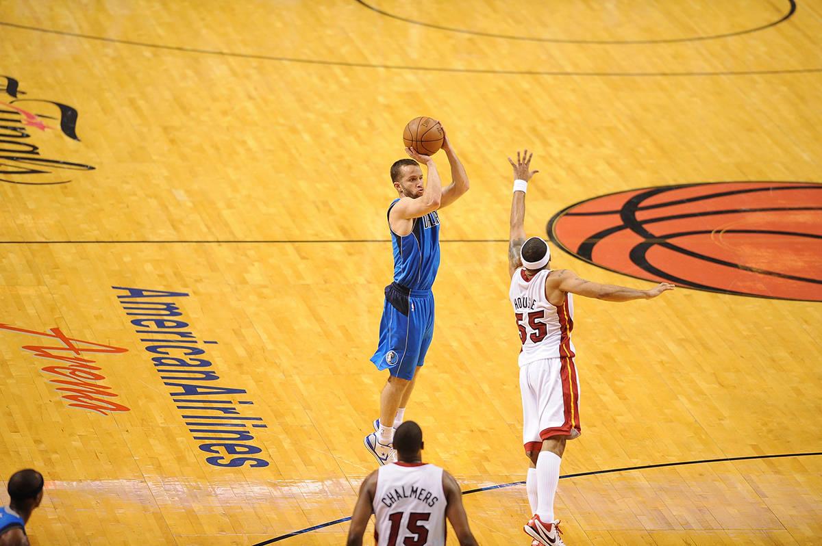 不知不觉,35岁的J.J.巴里亚已经成为了波多黎各球员在NBA的独苗。
