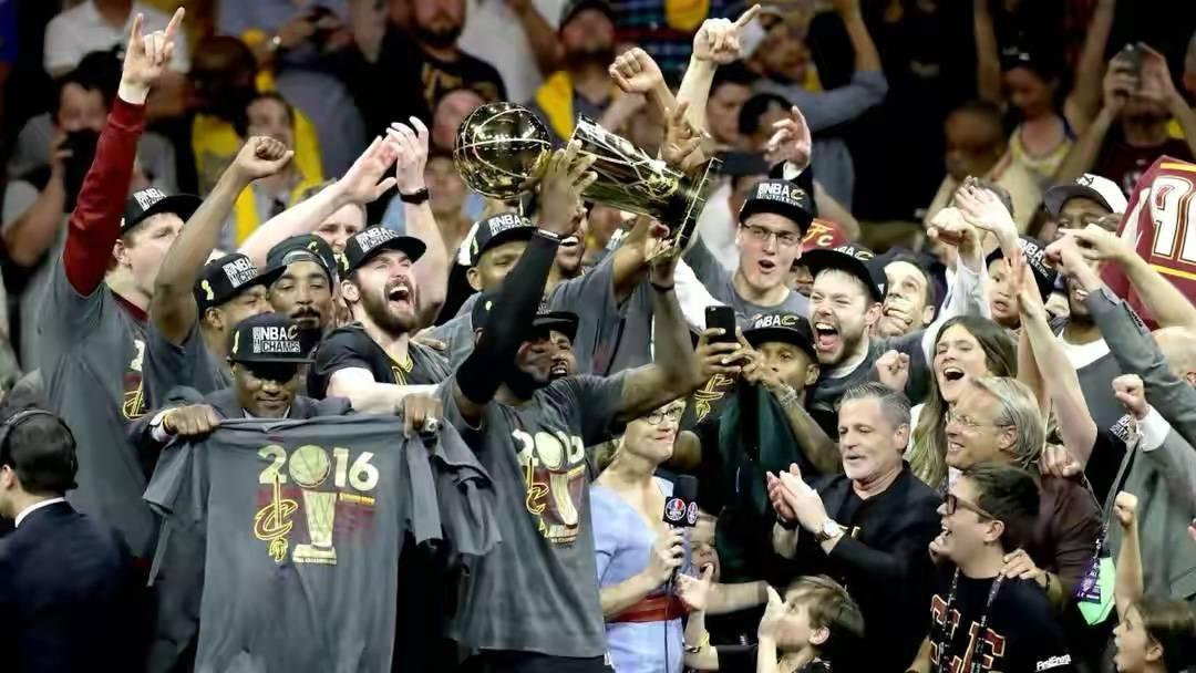NBA历史上含金量最高的六座总冠军
