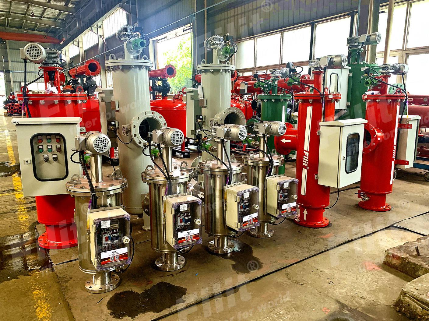 食品加工厂污水处理设备生产商-化工仪器网