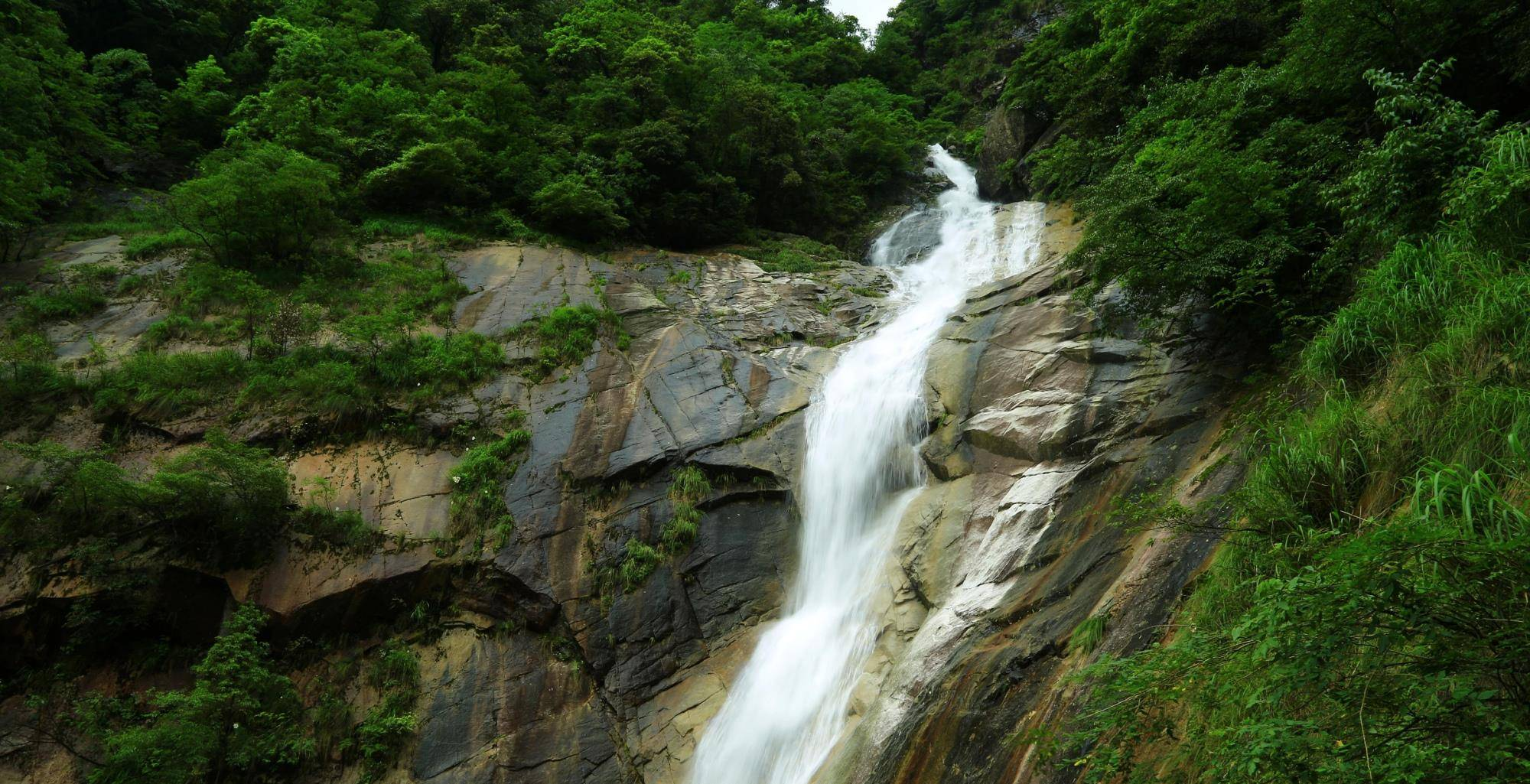 江西这座山,位于井冈山市北,名气不大,但风景优美!