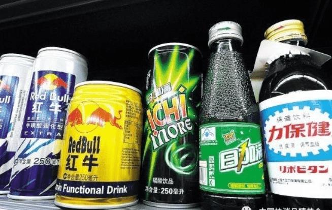 竞技活力IMBA:五种功能饮料评价 哪一种更健康?