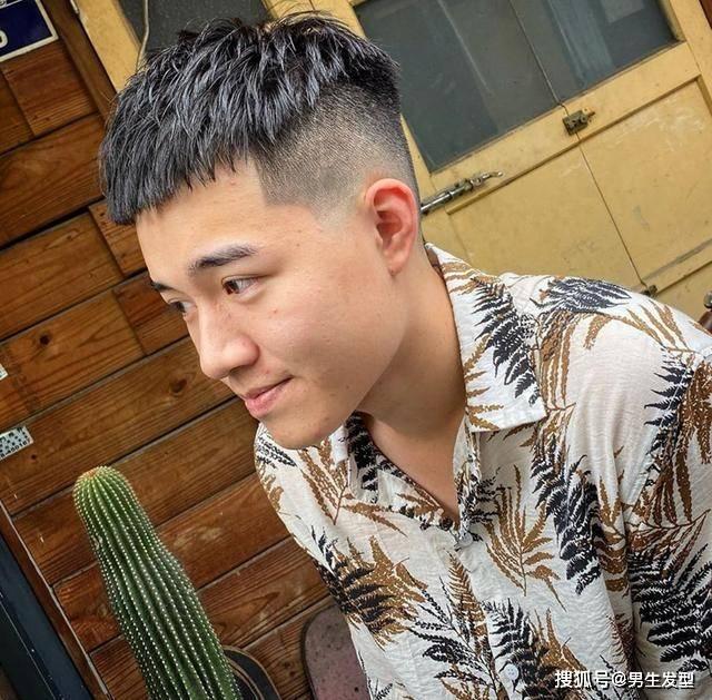 第4款:碎盖头发型图片