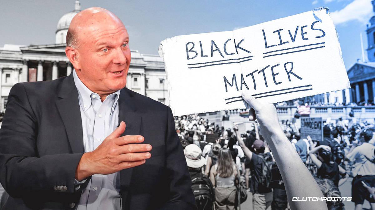 快船老板:白人要与黑人成盟友 共同对抗种族歧
