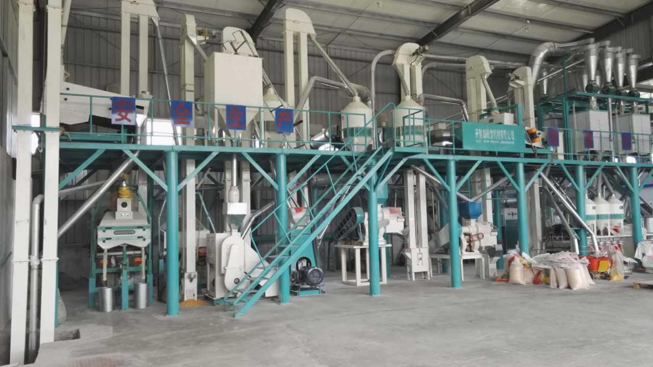如何使玉米加工设备在生产过程中更加节能和稳定