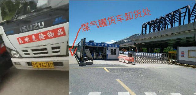 惊叹!深圳市区隐秘处惊现私灌液化石油气
