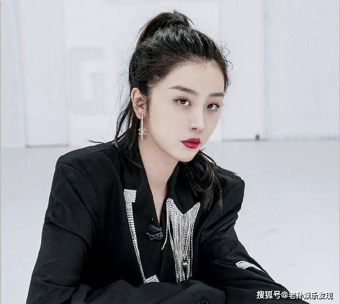 """被指""""撞脸""""林永健,她回应:希望导演们看到,我可以挑战更多角色"""