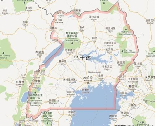 简笔画亚洲地图