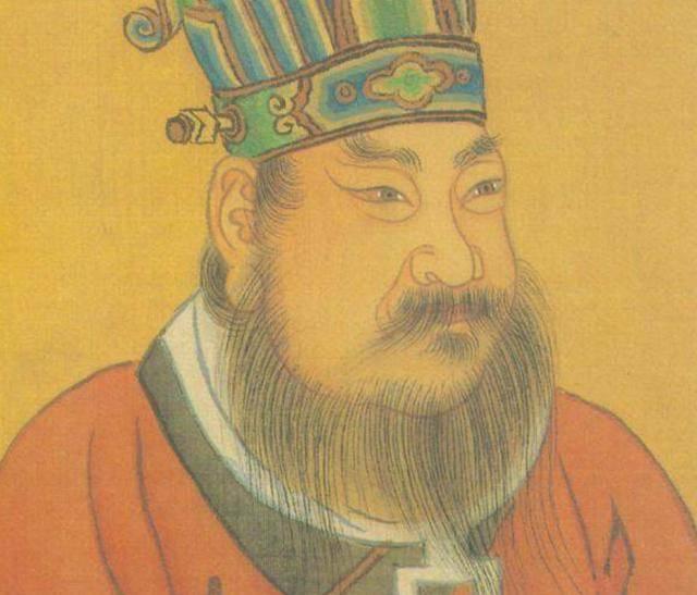 一代雄主梁武帝萧衍,堂堂九五之尊,为何晚年被活活饿死?