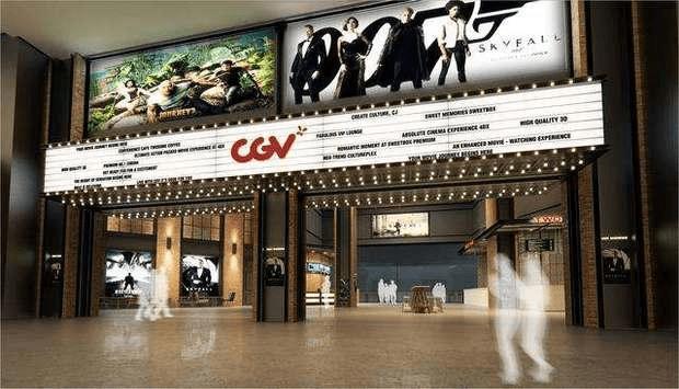 全球影院现状:韩国