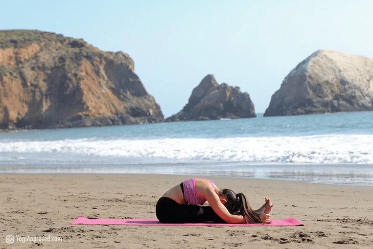 清晨瑜伽六体式,每天10分钟,打造好气色,看起来更年轻_工作 知识百科 第6张