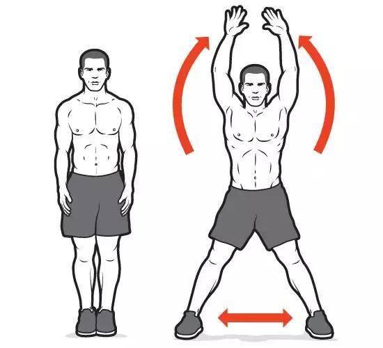 这3个动作是公认的脂肪杀手,每天一遍,让你暴瘦下来! 减肥误区 第4张