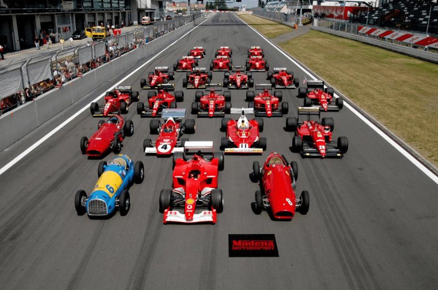 """法拉利的""""一世之敌"""",兰博基尼为何从不参加F1? 国际新闻 第2张"""
