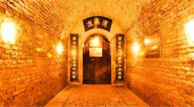 """原创 中国有一座""""地下长城""""?700多年才被发现,内部全是军事机密!"""
