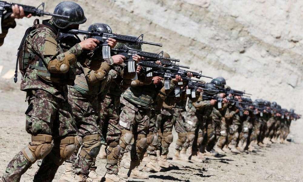 行踪遭泄露!阿富汗安全部队强势出击,9名塔利班