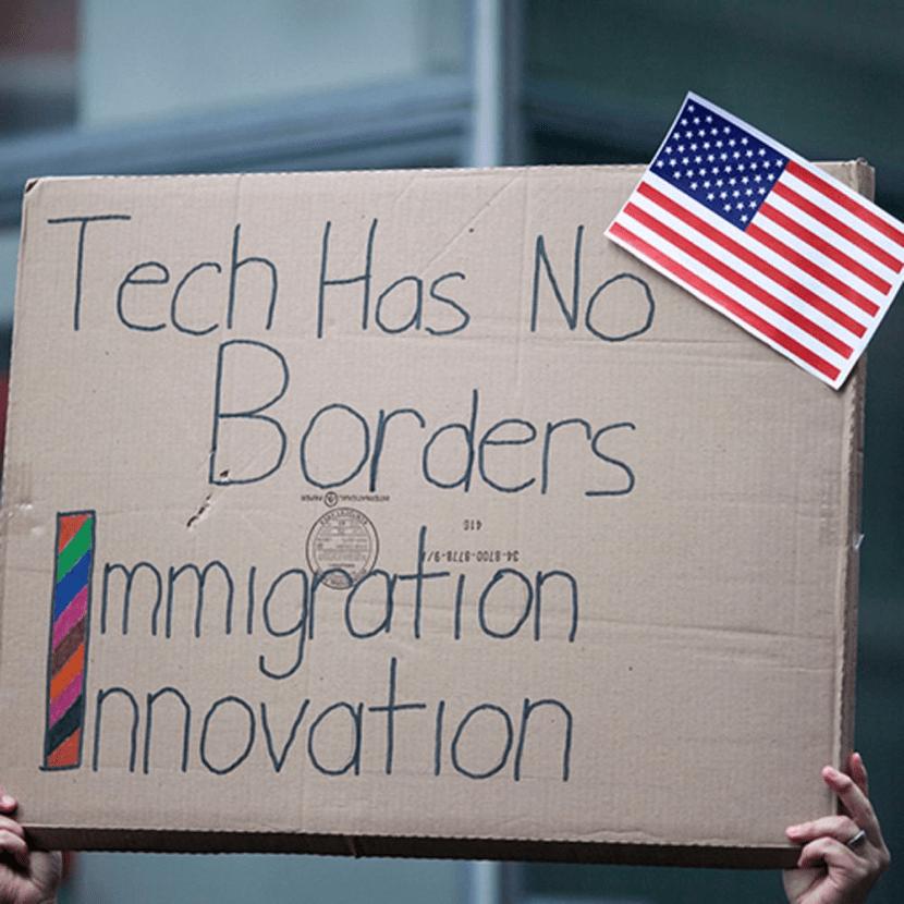 美国是一个移民国家,除了科技大佬们,他们都是中国最聪明的人才(图1)