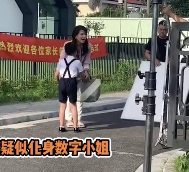 原创             刘涛女神人设垮了,未修图一次次曝光,腿至少短了一半!