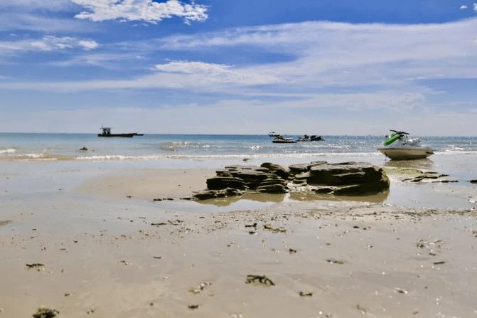 """广西一绝美小岛,海鲜妙不可言,它竟还有个别称""""蓬莱""""!"""