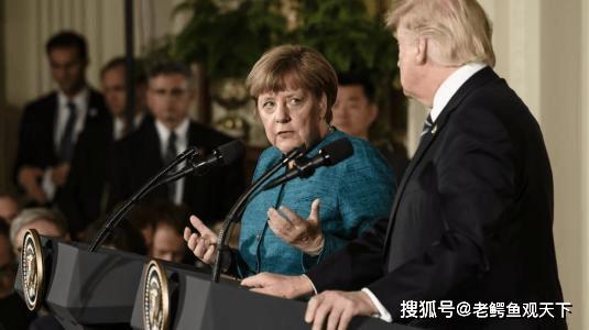 德国想成为世界第一大国,美军要撤出,德国为何有