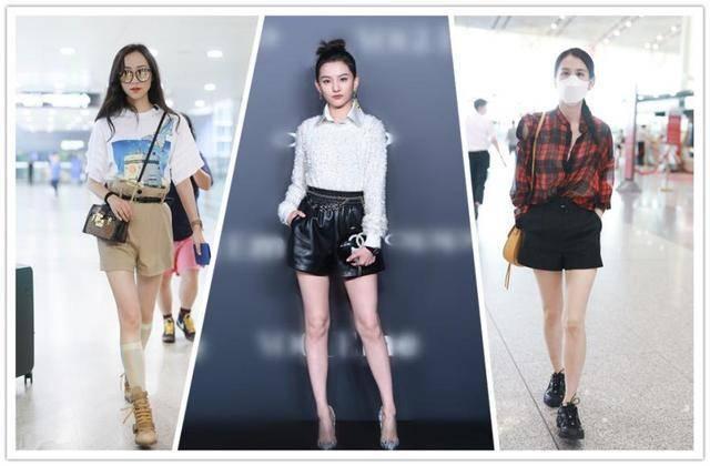「长裤」今夏流行4款短裤,清凉方便又时髦,女星都在穿,别总穿长裤了