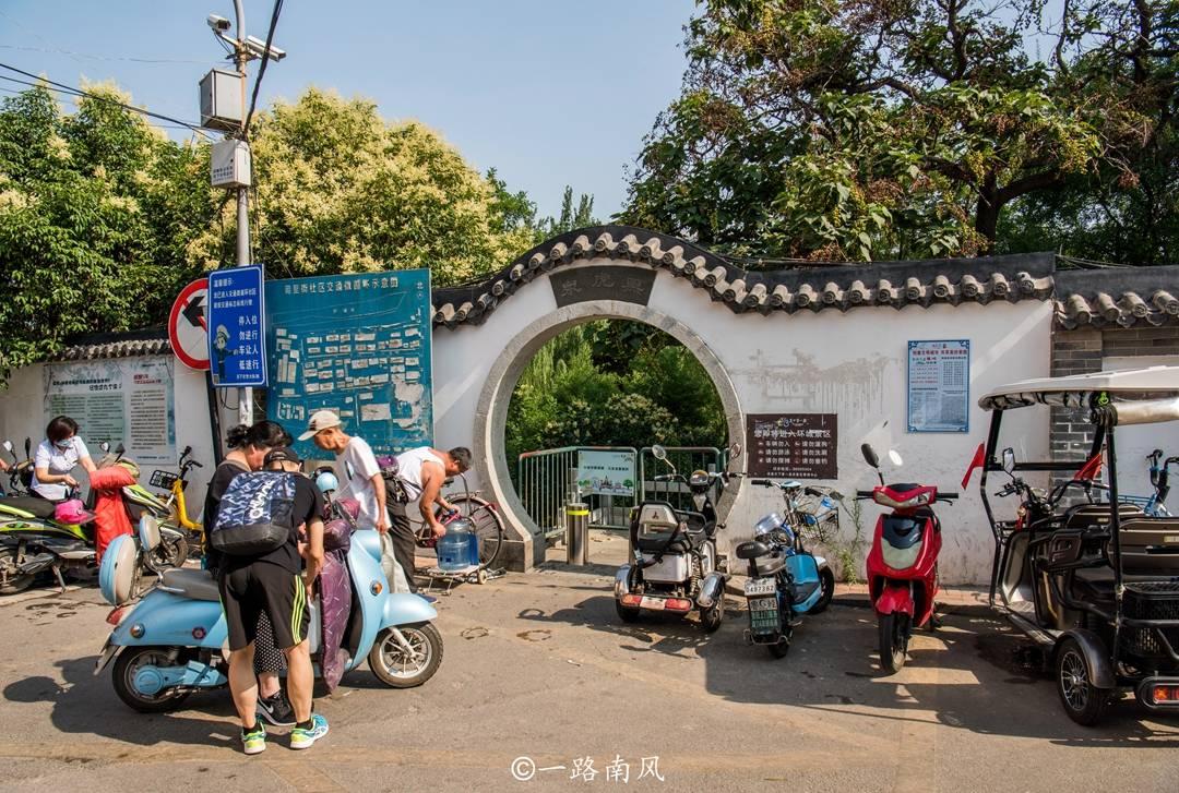 山东济南免费景区,泉水常年奔涌不息,相关传说很凄美