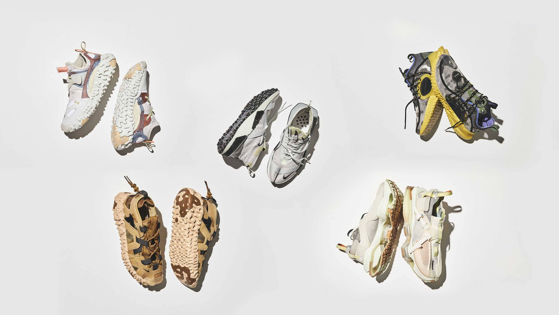 探索未来设计新远景 Nike ISPA发布多款重磅创新产品