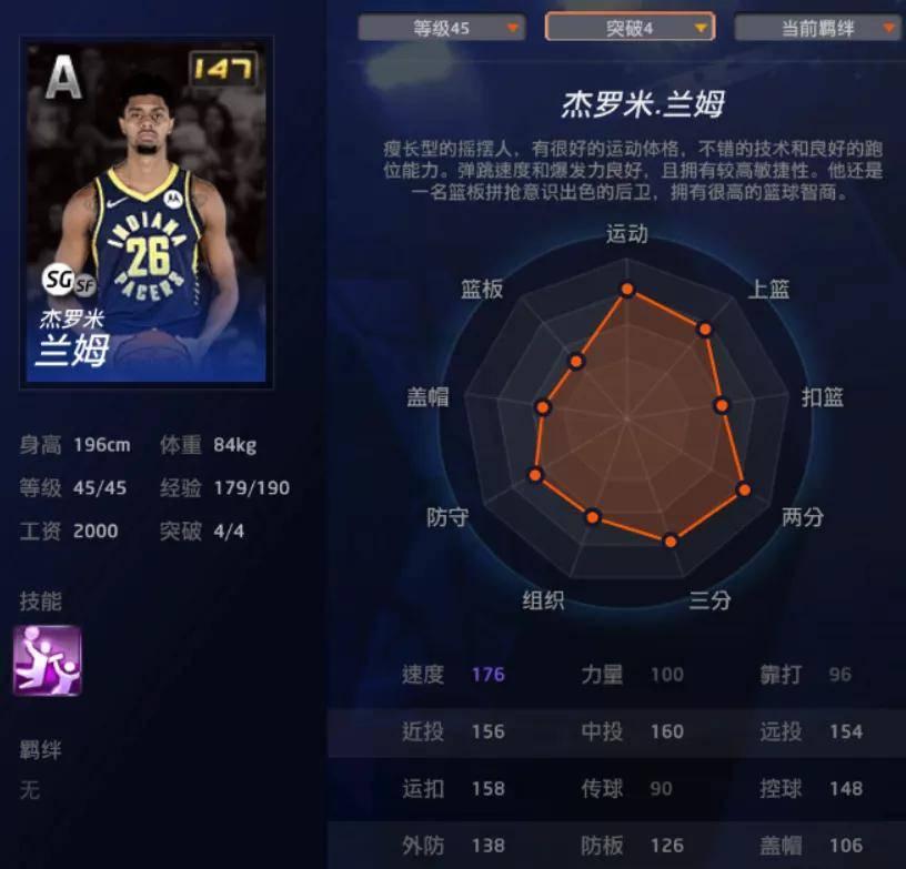 NBA2K雷霆新少主,游戏中曾经的绝对王者,如今只有拉胯的份