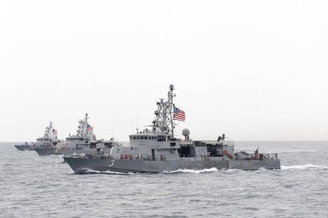 美军派迷你战舰出战伊朗,俄专家看后忍不住笑了:这是活靶子