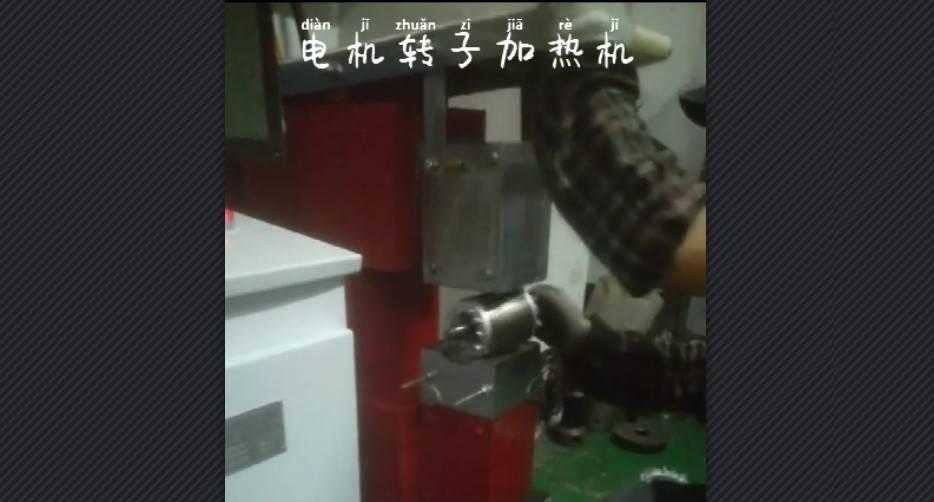 176P 守住效果的轴承感应加热器 涡流分析是轴承