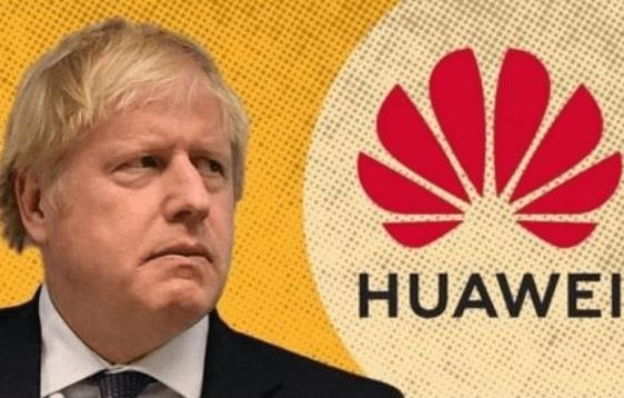 英国要对华翻脸,5G网络排除华为设备技术?英媒:或付出巨大代价