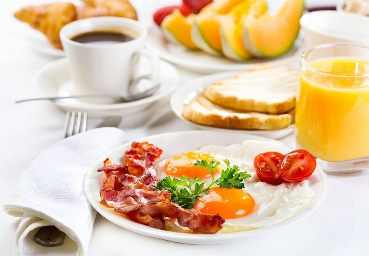 减肥牢记:早餐2要求,晚餐2原则,让你瘦得更快,热量消耗更高