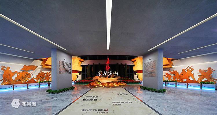 创新红色主题展馆传承红色文化基因