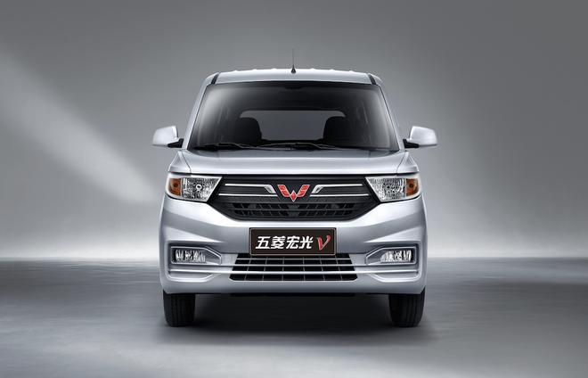 五菱洪光V 1.2L车型正式上市,售价4.29万元