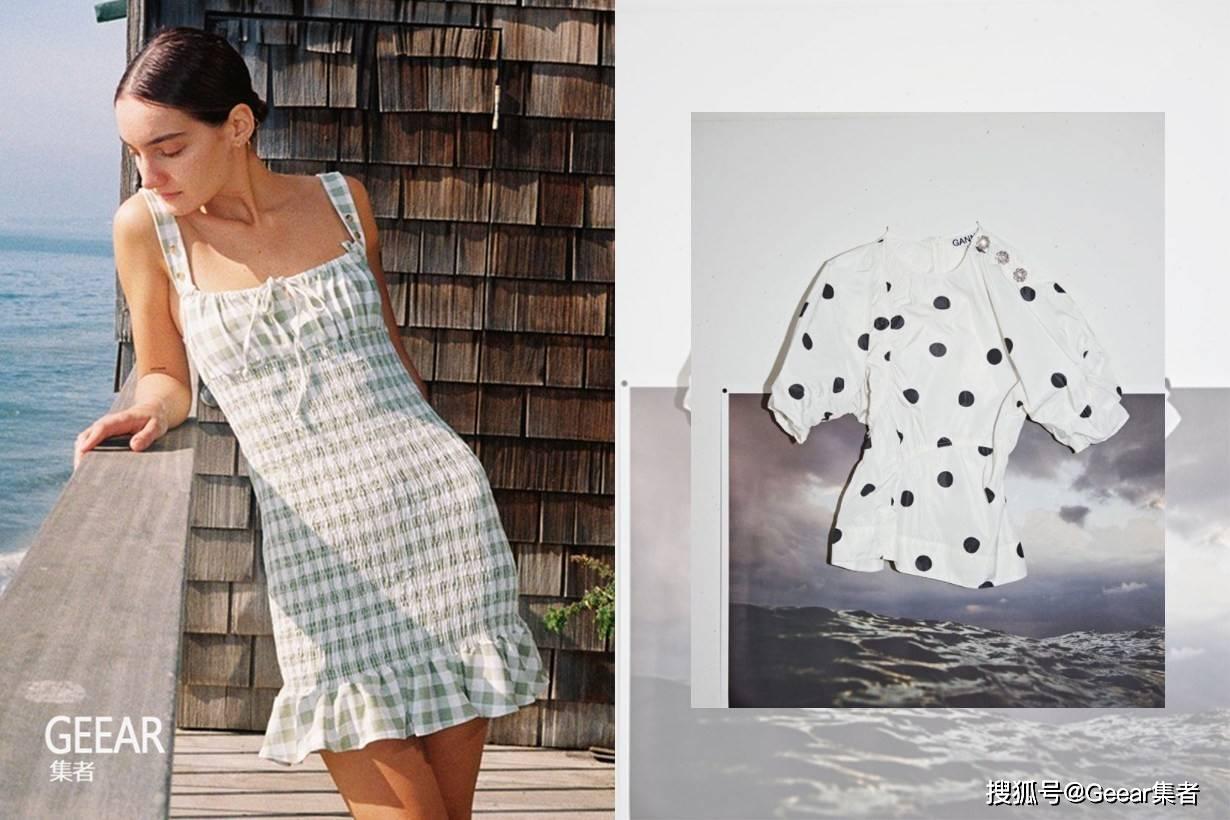 「连衣裙」总是爱穿连衣裙出门?今夏只需预备这4大流