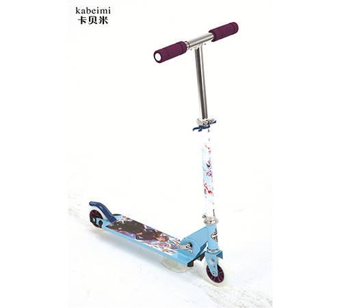 卡贝米滑板车:为什么要给孩子买儿童滑